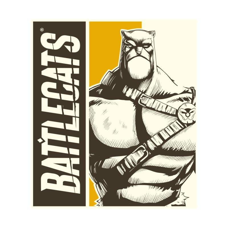 Battlecats - Zorien by Mad Cave Studios's Artist Shop