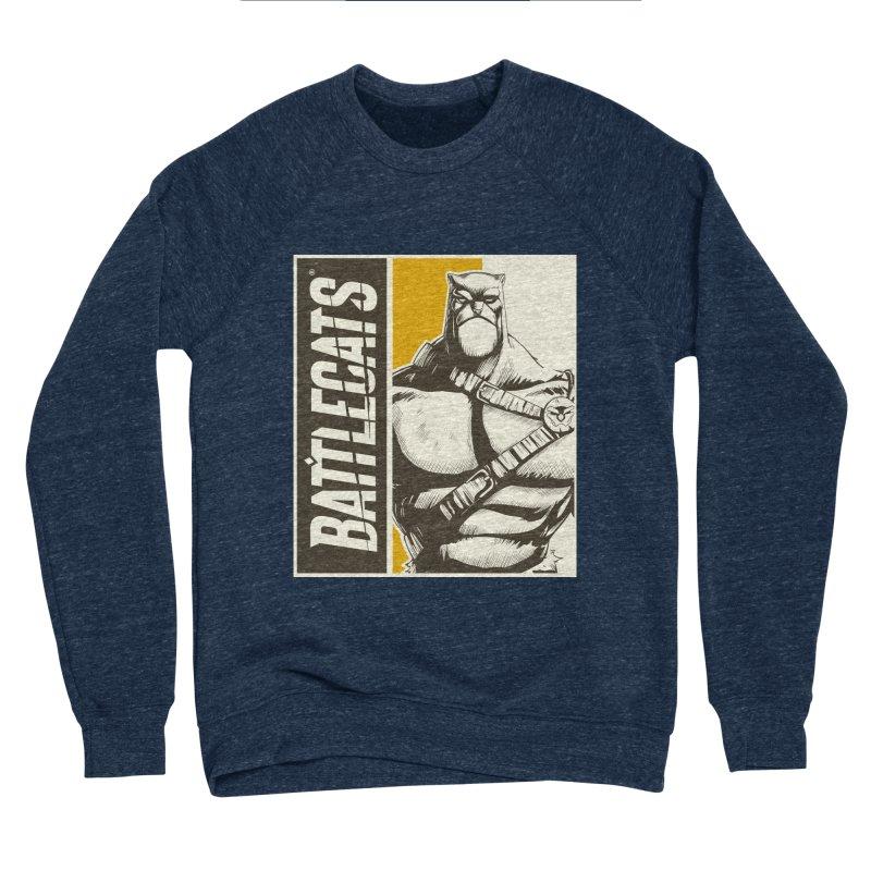 Battlecats - Zorien Women's Sponge Fleece Sweatshirt by Mad Cave Studios's Artist Shop