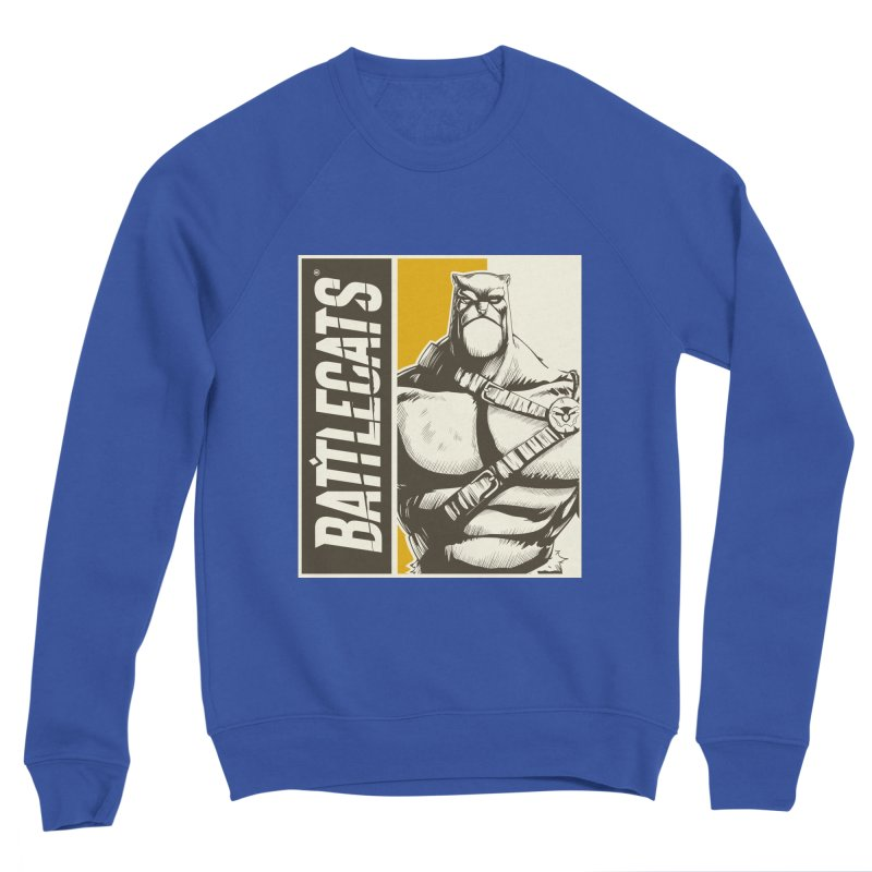 Battlecats - Zorien Men's Sponge Fleece Sweatshirt by MadCaveStudios's Artist Shop