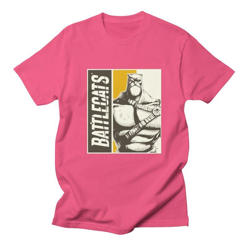 Battlecats - Zorien Men's Regular T-Shirt by Mad Cave Studios's Artist Shop