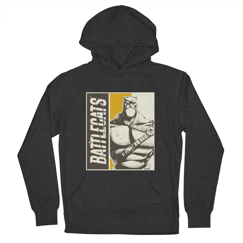 Battlecats - Zorien Men's French Terry Pullover Hoody by MadCaveStudios's Artist Shop