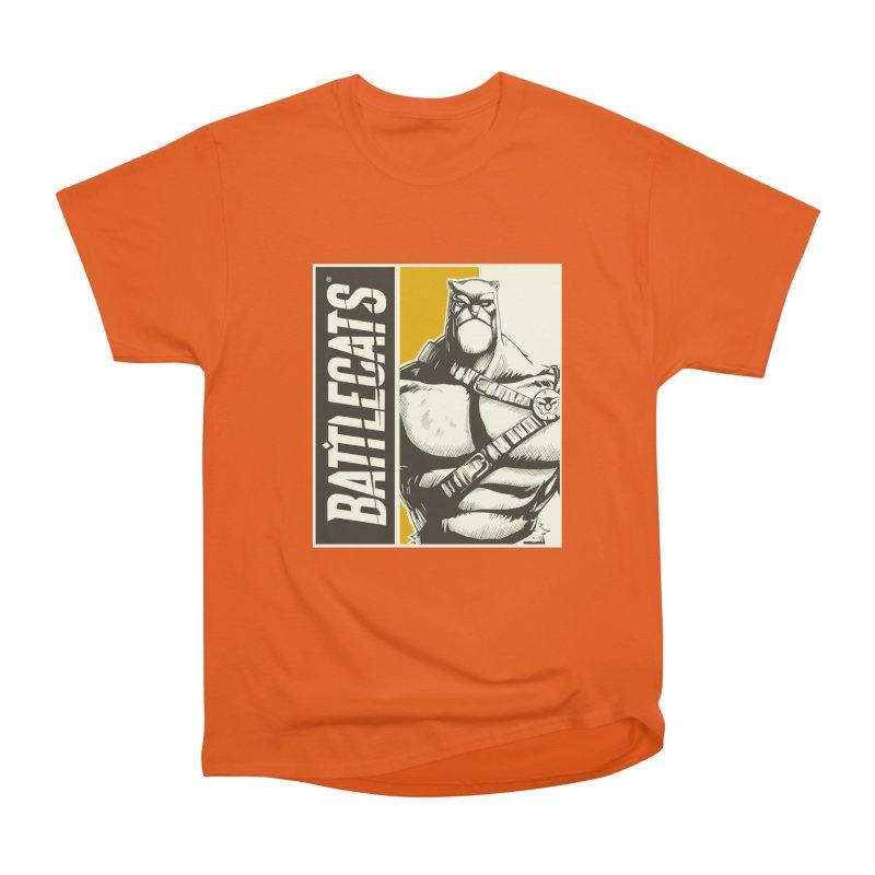 Battlecats - Zorien Women's Heavyweight Unisex T-Shirt by Mad Cave Studios's Artist Shop