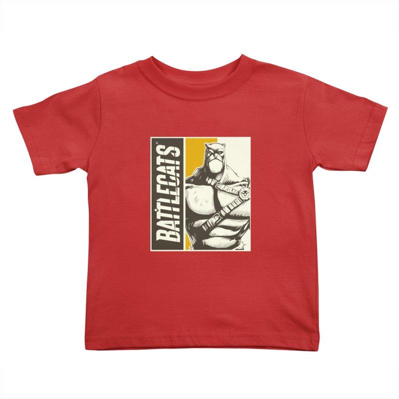 Battlecats - Zorien Kids Toddler T-Shirt by MadCaveStudios's Artist Shop