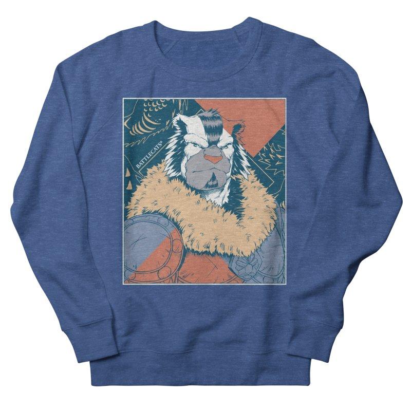 Battlecats - Kelthan - Pop Art Men's French Terry Sweatshirt by MadCaveStudios's Artist Shop