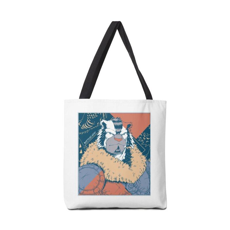 Battlecats - Kelthan - Pop Art Accessories Tote Bag Bag by Mad Cave Studios's Artist Shop