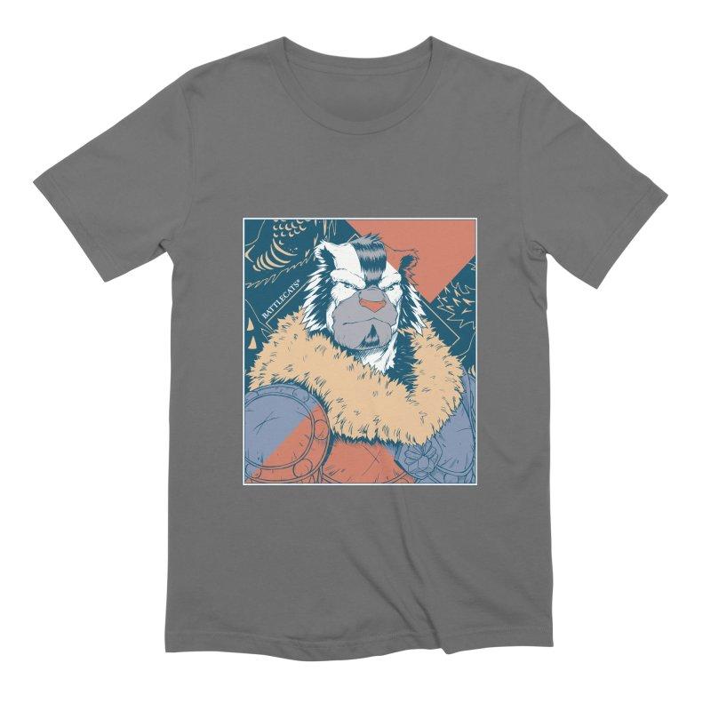 Battlecats - Kelthan - Pop Art Men's Extra Soft T-Shirt by MadCaveStudios's Artist Shop