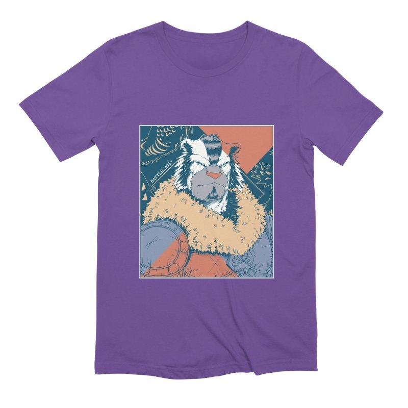 Battlecats - Kelthan - Pop Art Men's Extra Soft T-Shirt by Mad Cave Studios's Artist Shop
