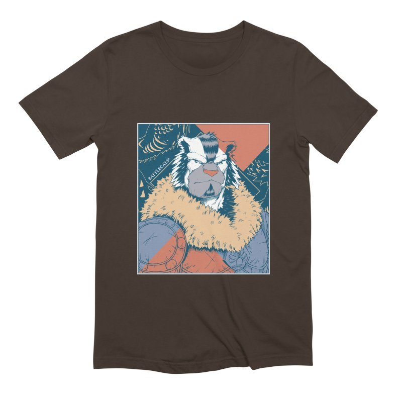 Battlecats - Kelthan - Pop Art Men's Extra Soft T-Shirt by Mad Cave Studios's Artist Shop