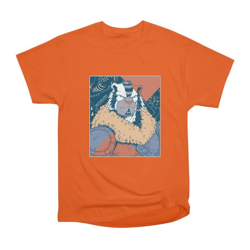 Battlecats - Kelthan - Pop Art Men's Heavyweight T-Shirt by Mad Cave Studios's Artist Shop