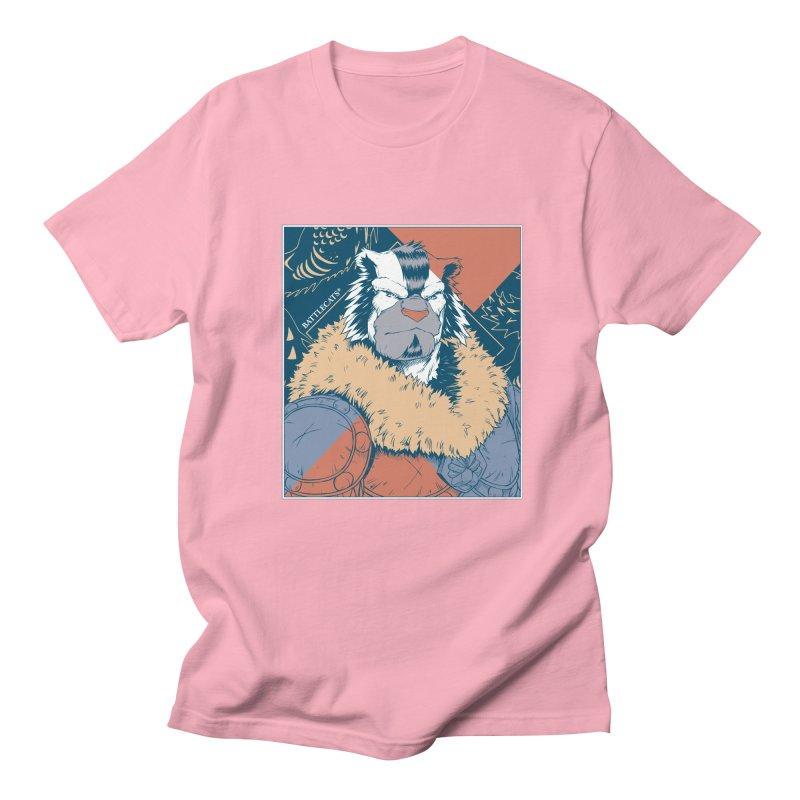 Battlecats - Kelthan - Pop Art Men's Regular T-Shirt by Mad Cave Studios's Artist Shop