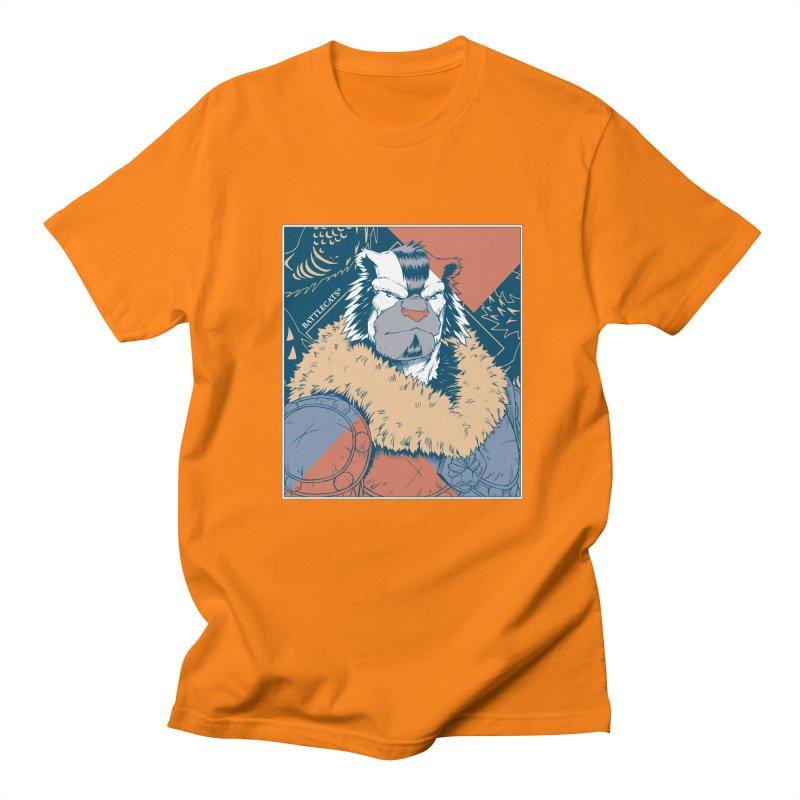 Battlecats - Kelthan - Pop Art Men's Regular T-Shirt by MadCaveStudios's Artist Shop