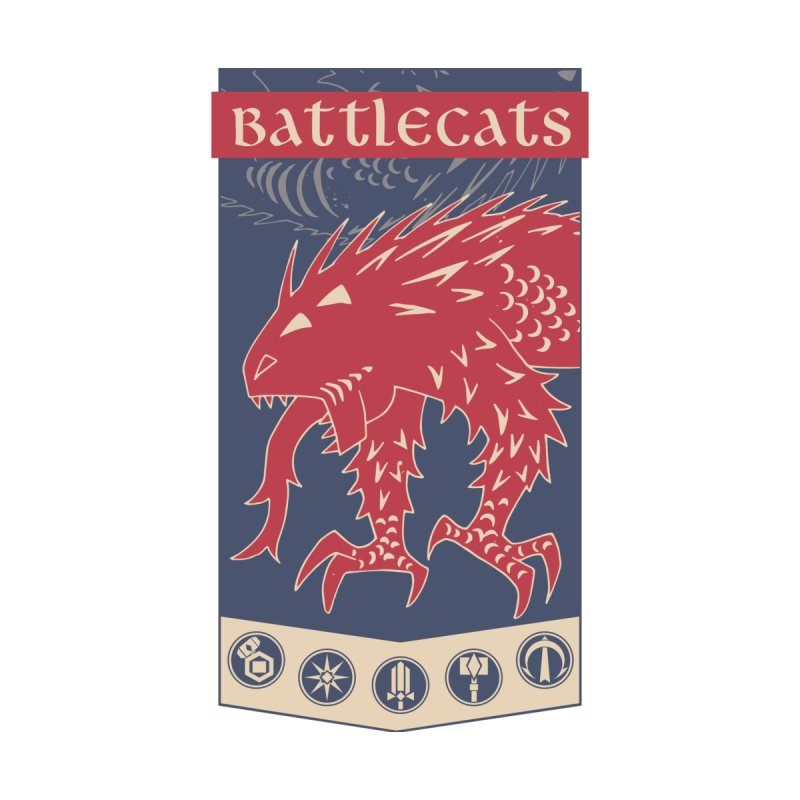 Battlecats - The Dire Beast by Mad Cave Studios's Artist Shop