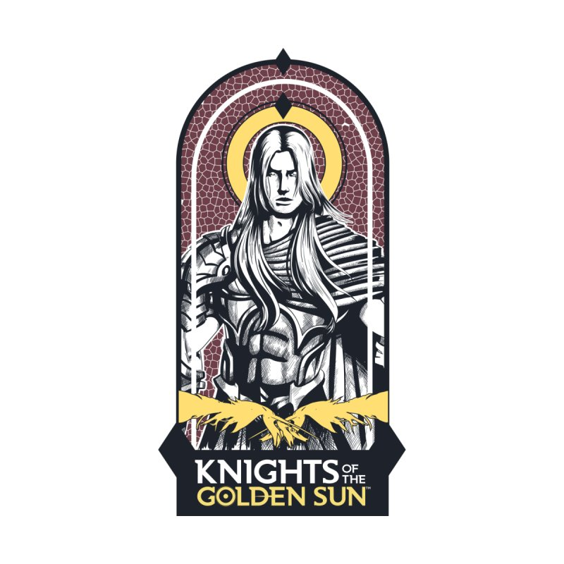 Knights of the Golden Sun: Archangel Michael   by Mad Cave Studios's Artist Shop