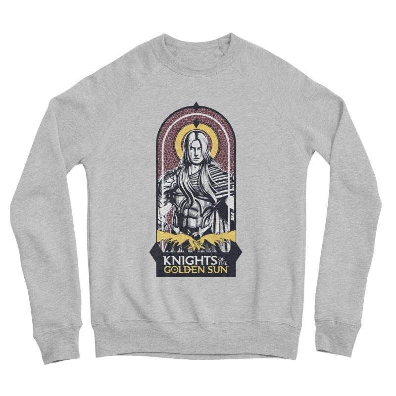 Knights of the Golden Sun: Archangel Michael Women's Sponge Fleece Sweatshirt by Mad Cave Studios's Artist Shop