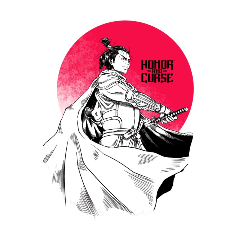 Honor and Curse: Genshi Sakagura Accessories Phone Case by Mad Cave Studios's Artist Shop