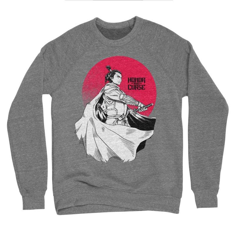 Honor and Curse: Genshi Sakagura Women's Sponge Fleece Sweatshirt by Mad Cave Studios's Artist Shop