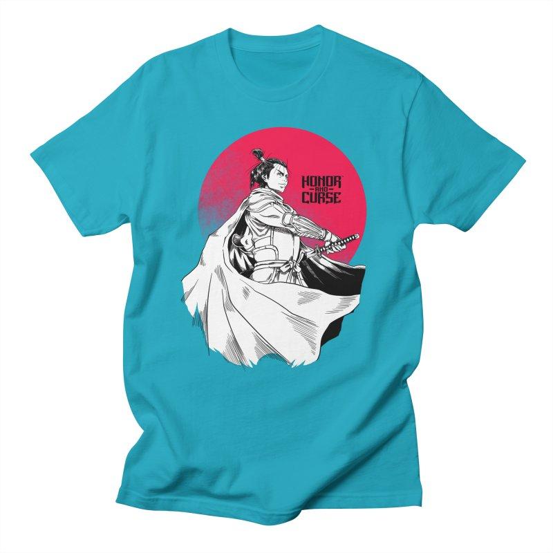 Honor and Curse: Genshi Sakagura Men's Regular T-Shirt by Mad Cave Studios's Artist Shop