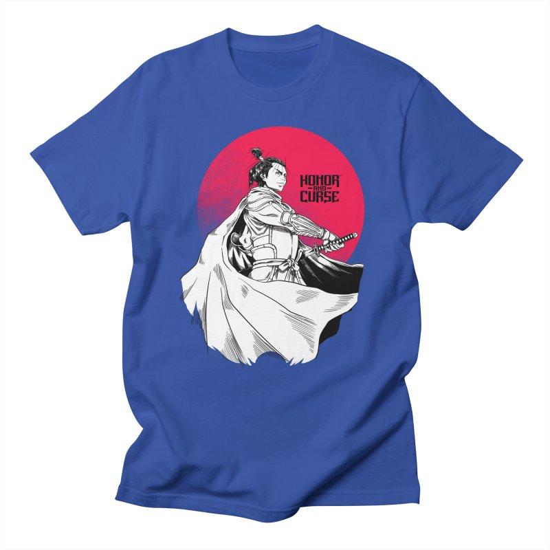 Honor and Curse: Genshi Sakagura Women's Regular Unisex T-Shirt by Mad Cave Studios's Artist Shop