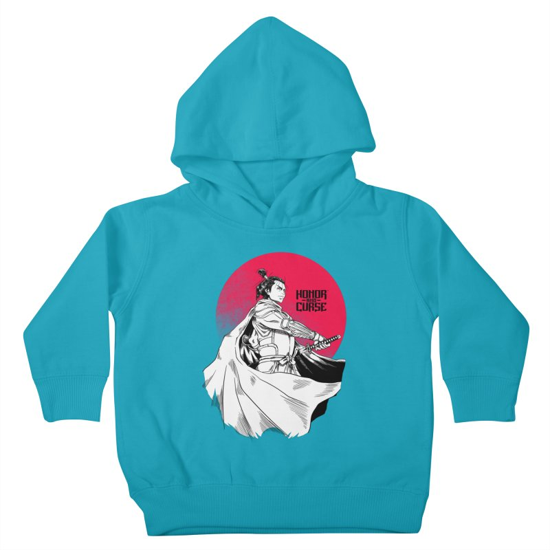 Honor and Curse: Genshi Sakagura Kids Toddler Pullover Hoody by Mad Cave Studios's Artist Shop