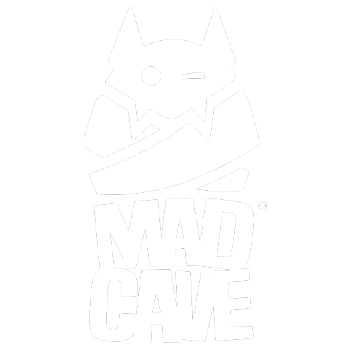 Mad Cave Studios's Artist Shop Logo
