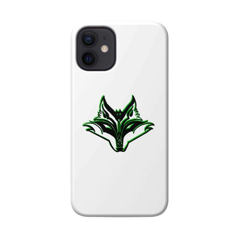 Mad Genius Fox Accessories Phone Case by The Mad Genius Artist Shop
