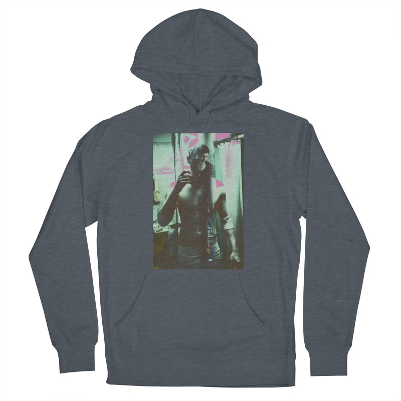 Mad Genius Phin Women's French Terry Pullover Hoody by The Mad Genius Artist Shop