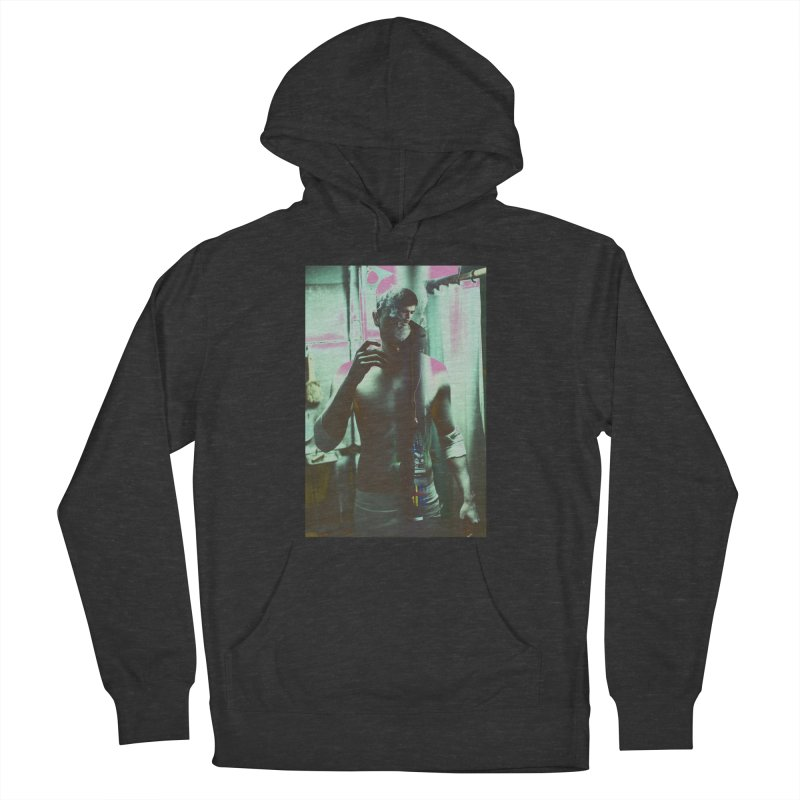 Mad Genius Phin Men's Pullover Hoody by The Mad Genius Artist Shop