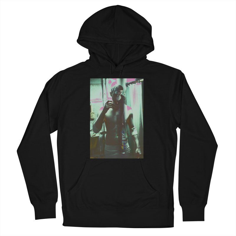 Mad Genius Phin Men's French Terry Pullover Hoody by The Mad Genius Artist Shop