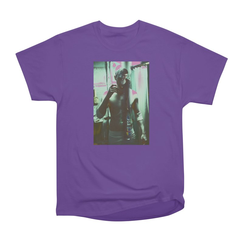 Mad Genius Phin Men's Heavyweight T-Shirt by The Mad Genius Artist Shop