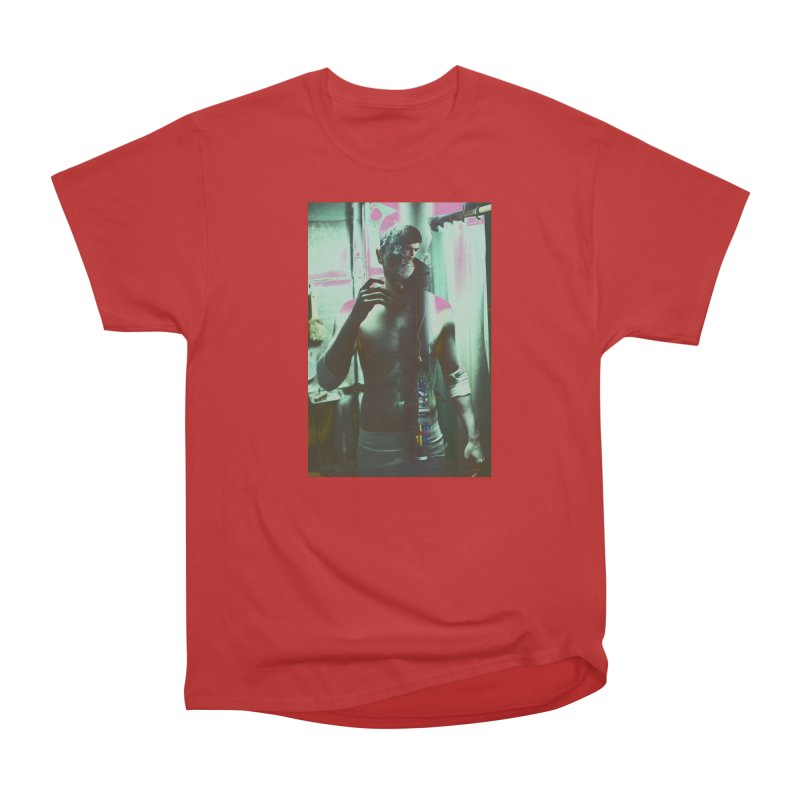 Mad Genius Phin Women's Heavyweight Unisex T-Shirt by The Mad Genius Artist Shop