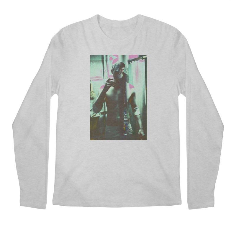 Mad Genius Phin Men's Regular Longsleeve T-Shirt by The Mad Genius Artist Shop