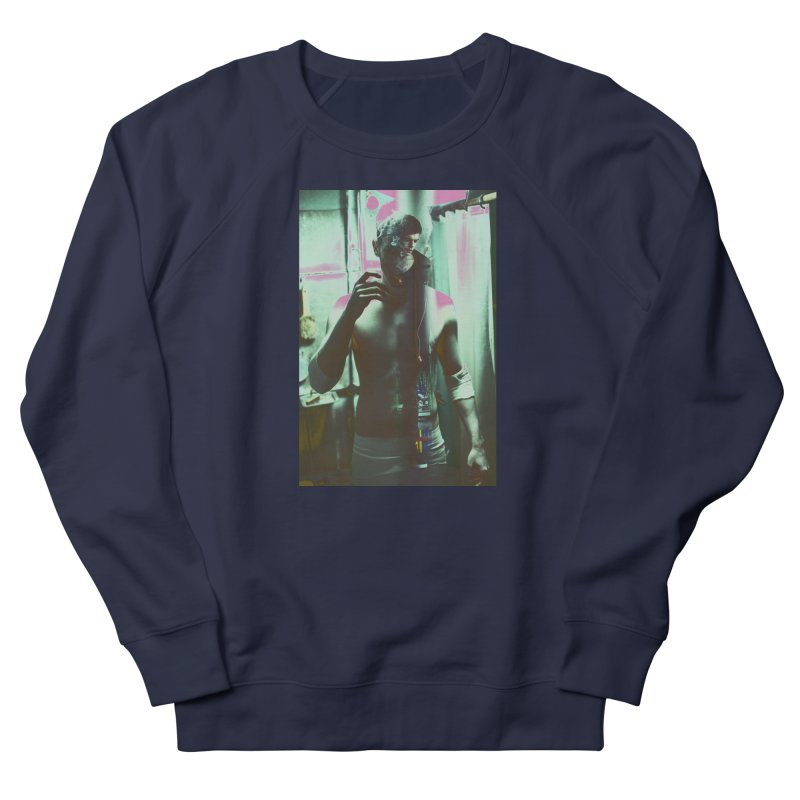Mad Genius Phin Women's French Terry Sweatshirt by The Mad Genius Artist Shop
