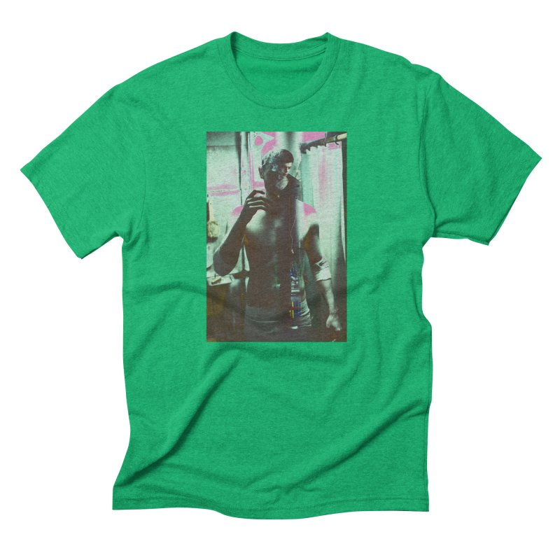 Mad Genius Phin Men's Triblend T-Shirt by The Mad Genius Artist Shop