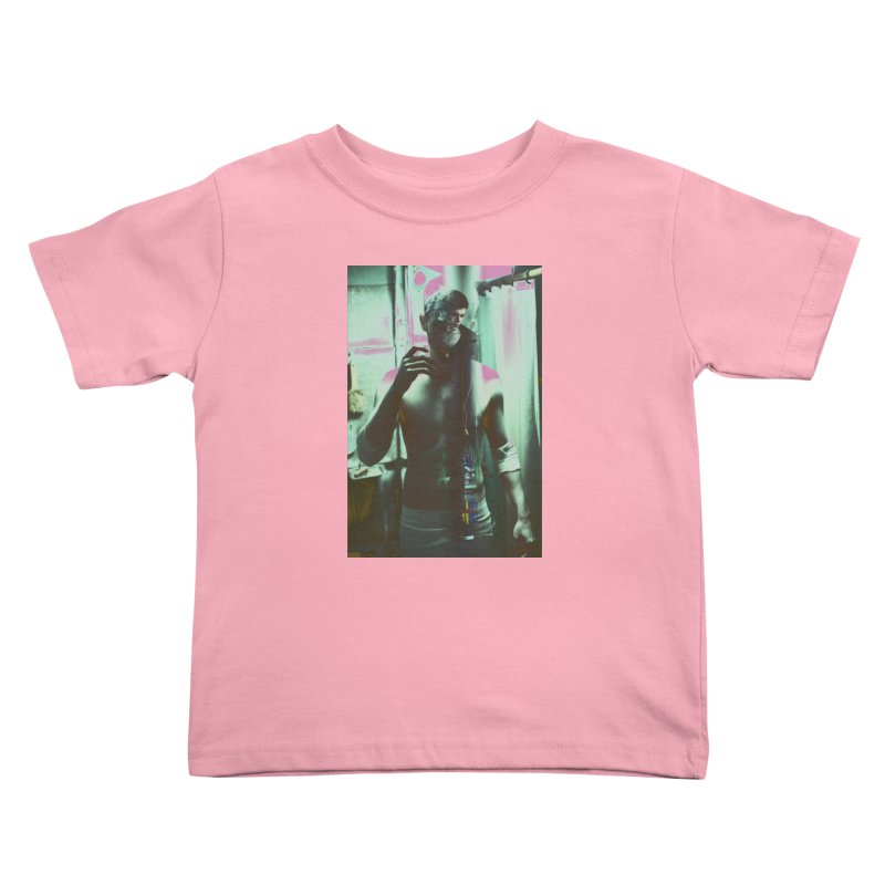 Mad Genius Phin Kids Toddler T-Shirt by The Mad Genius Artist Shop
