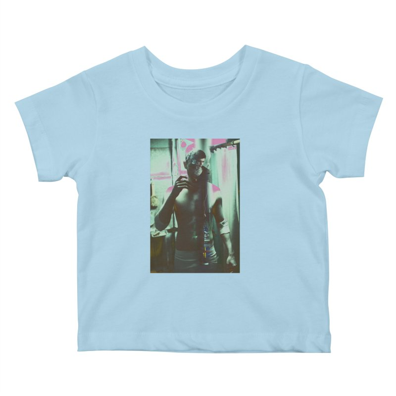 Mad Genius Phin Kids Baby T-Shirt by The Mad Genius Artist Shop
