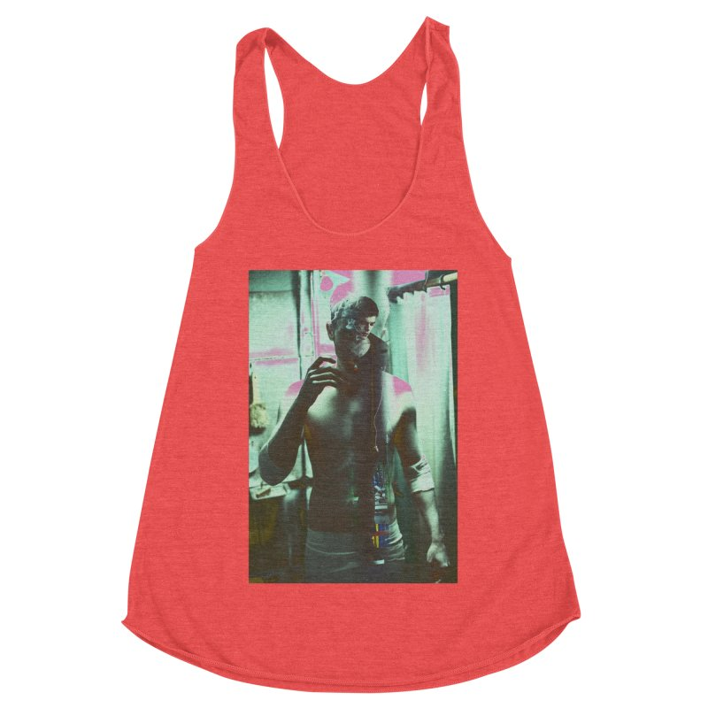 Mad Genius Phin Women's Tank by The Mad Genius Artist Shop