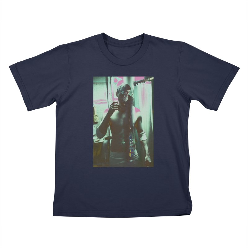 Mad Genius Phin Kids T-Shirt by The Mad Genius Artist Shop