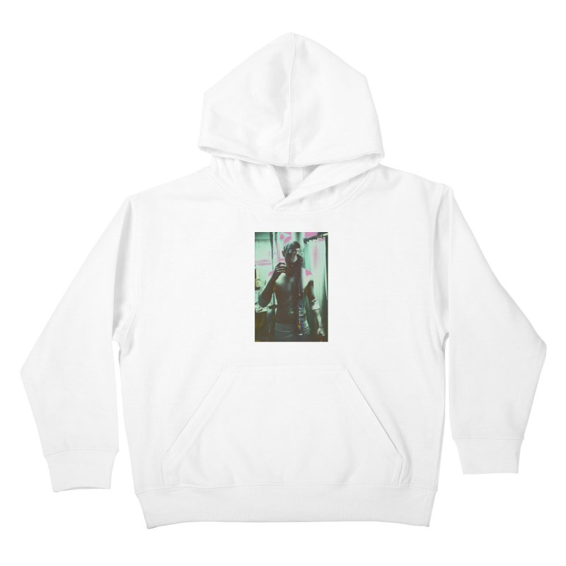 Mad Genius Phin Kids Pullover Hoody by The Mad Genius Artist Shop