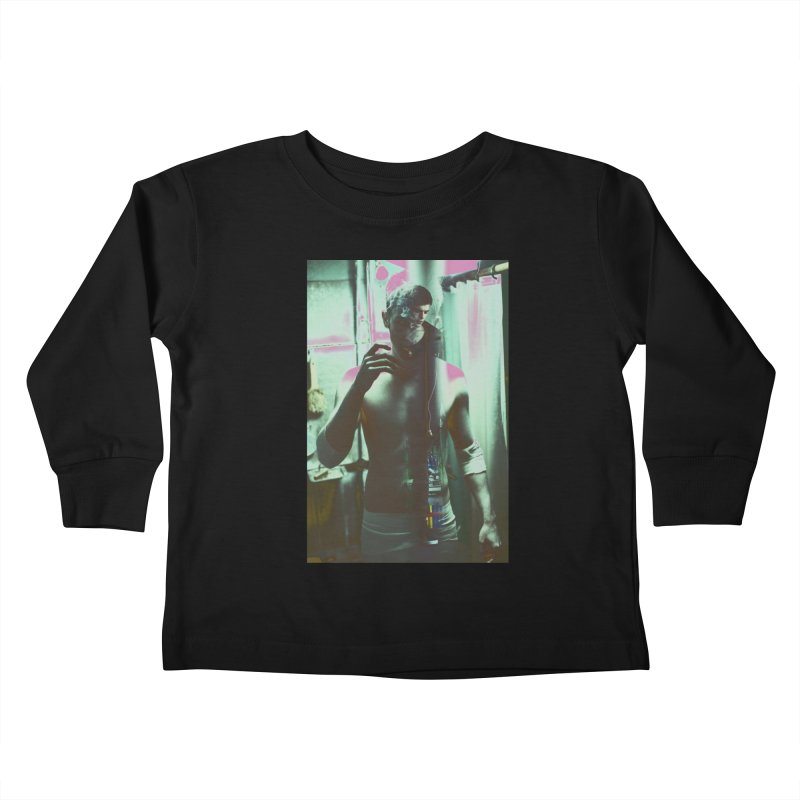 Mad Genius Phin Kids Toddler Longsleeve T-Shirt by The Mad Genius Artist Shop