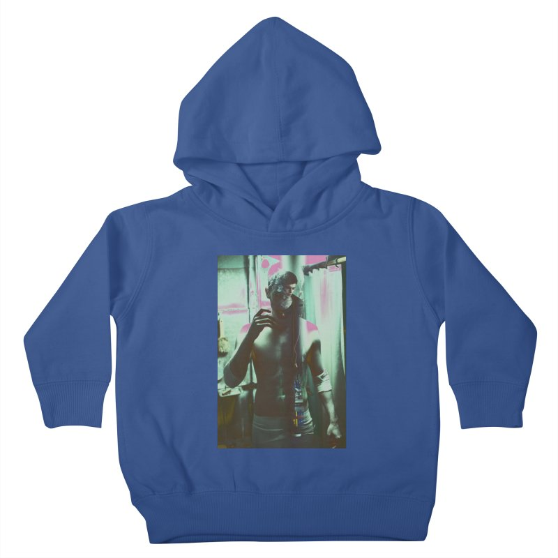 Mad Genius Phin Kids Toddler Pullover Hoody by The Mad Genius Artist Shop