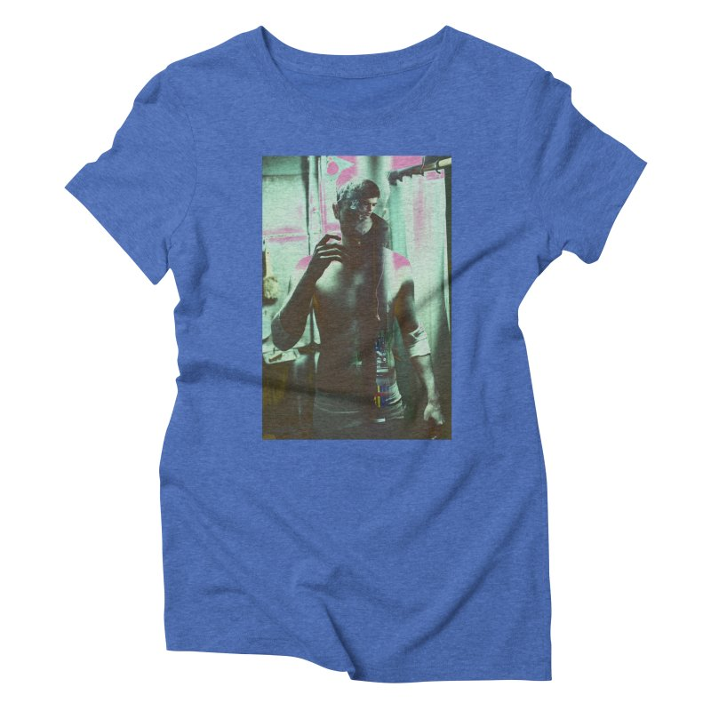 Mad Genius Phin Women's Triblend T-Shirt by The Mad Genius Artist Shop