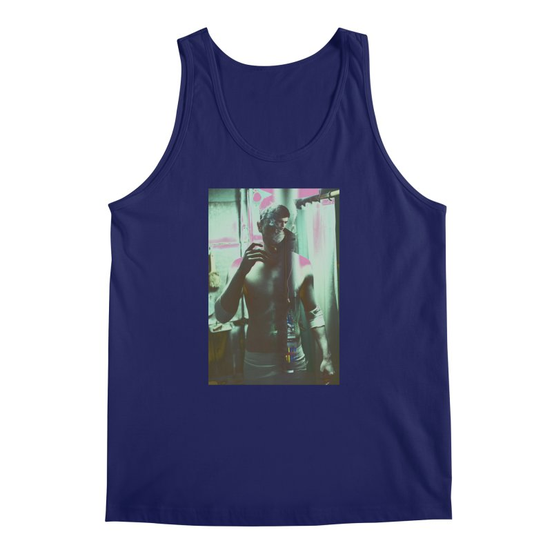 Mad Genius Phin Men's Regular Tank by The Mad Genius Artist Shop