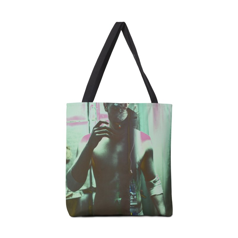 Mad Genius Phin Accessories Tote Bag Bag by The Mad Genius Artist Shop
