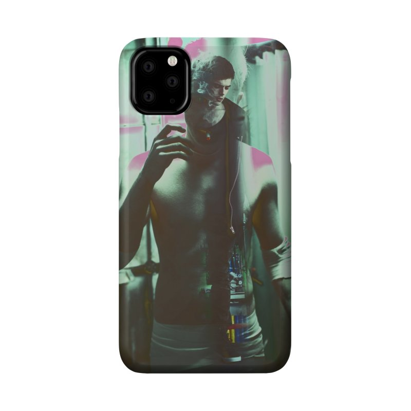 Mad Genius Phin Accessories Phone Case by The Mad Genius Artist Shop