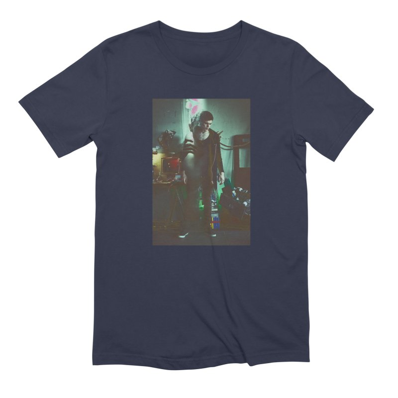 Mad Genius VIX Men's Extra Soft T-Shirt by The Mad Genius Artist Shop