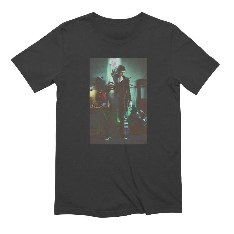 Mad Genius VIX Men's Extra Soft T-Shirt by The Mad Genius Artist Shop