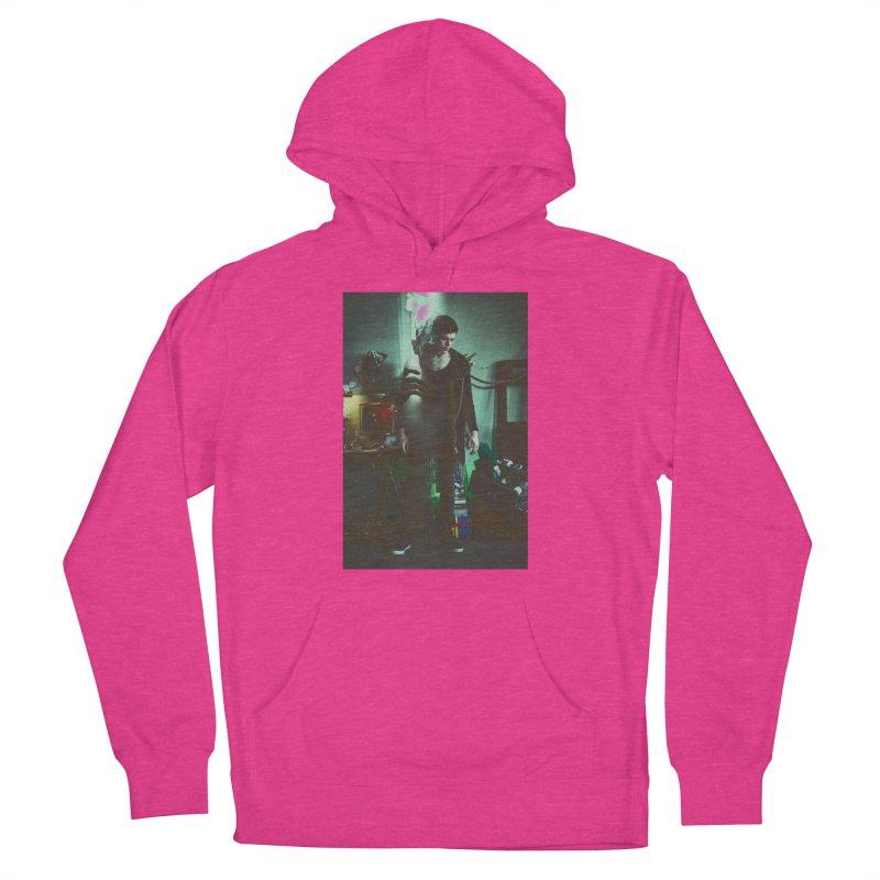 Mad Genius VIX Men's Pullover Hoody by The Mad Genius Artist Shop