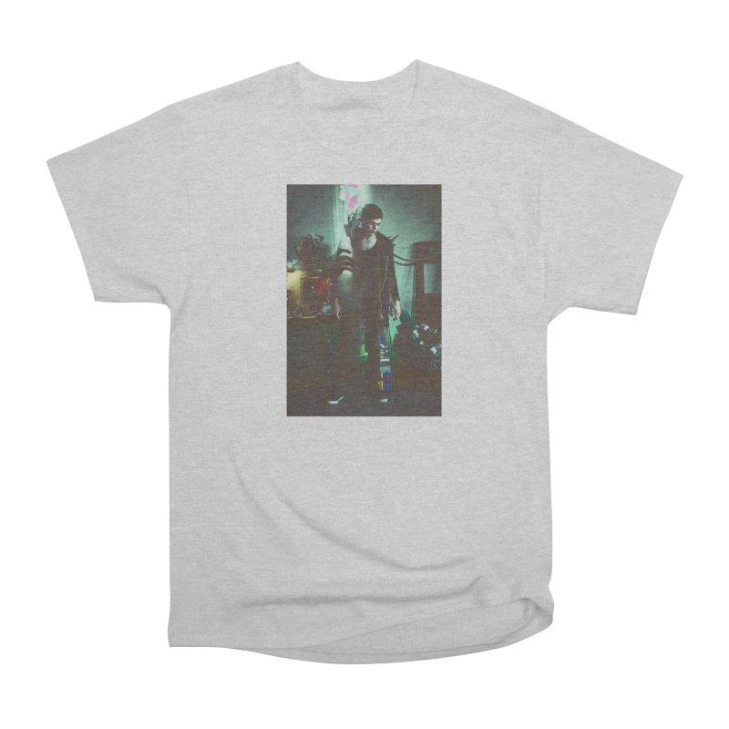 Mad Genius VIX Men's Heavyweight T-Shirt by The Mad Genius Artist Shop