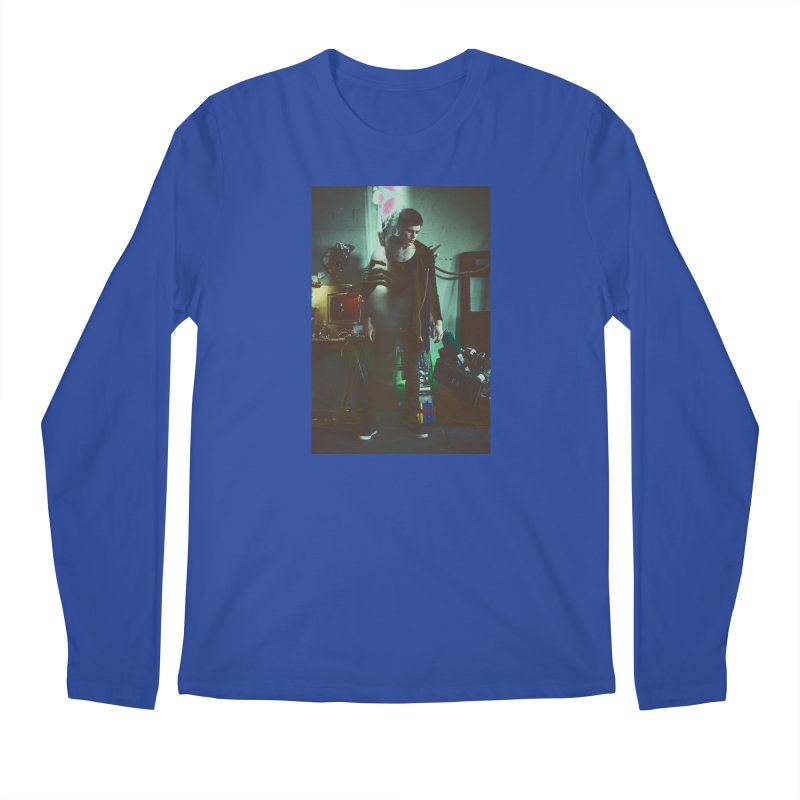 Mad Genius VIX Men's Regular Longsleeve T-Shirt by The Mad Genius Artist Shop
