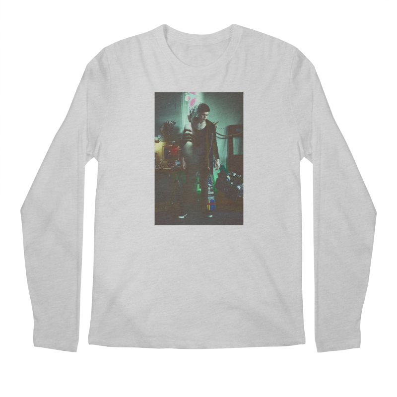 Mad Genius VIX Men's Regular Longsleeve T-Shirt by The Mad Genius Artist Shop